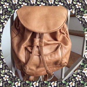 Victoria Leather  Bag Trendy Chic Boho 🌹 Backpack